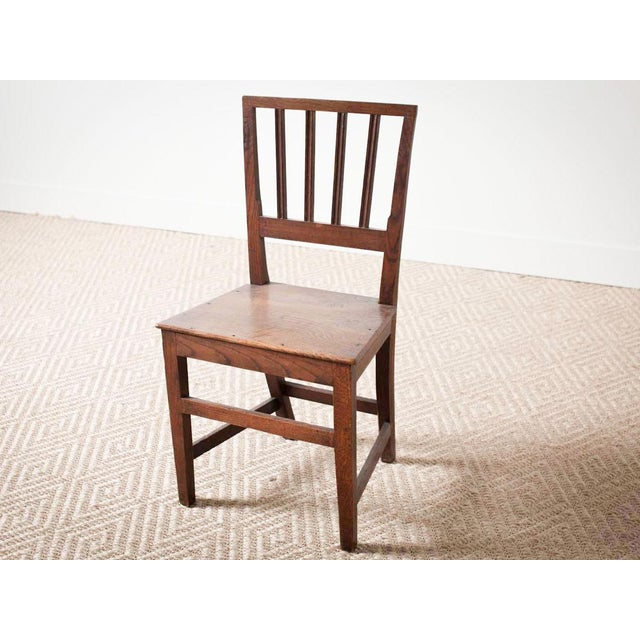 Antique Wooden Chairs >> Early 20th Century Antique Wood Chair Chairish