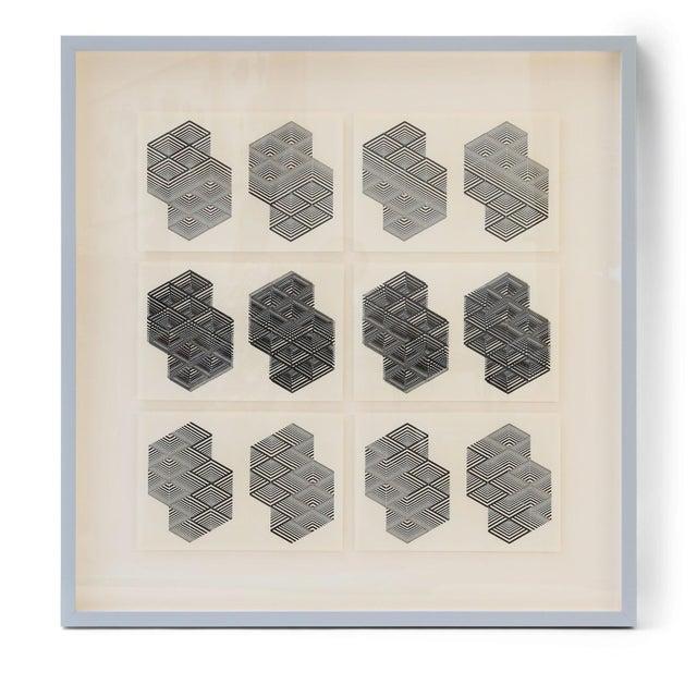 Lights Original Letterpress Prints For Sale - Image 7 of 12