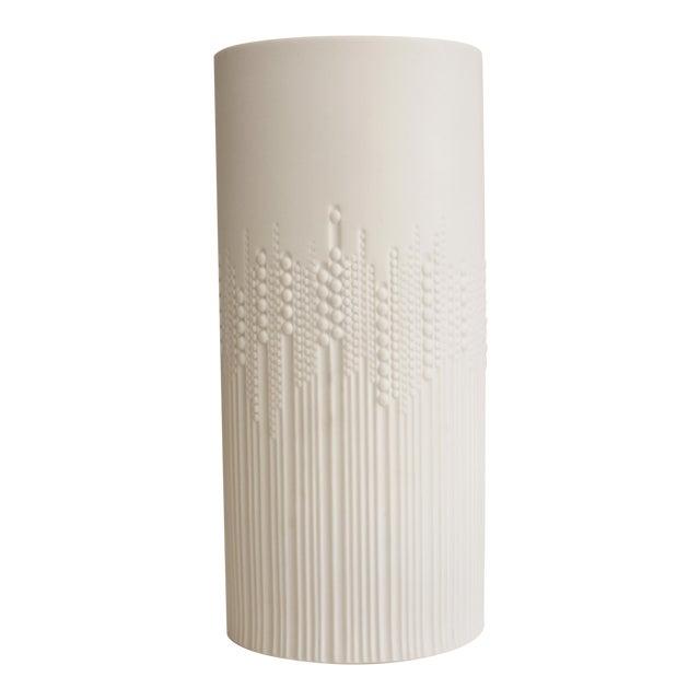 Rosenthal Studio Line Pearl Drops Vase Tapio Wirkkala Mid Century Modern For Sale