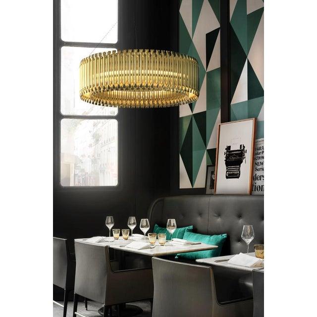 Modern Covet Paris Matheny Chandelier For Sale - Image 3 of 12