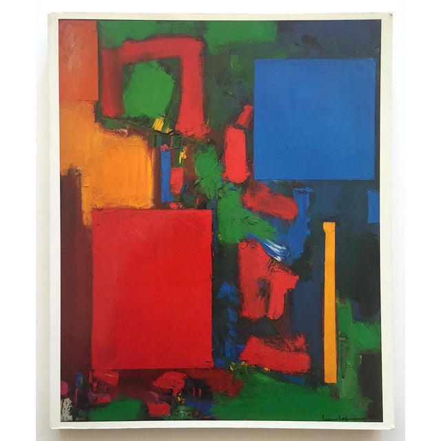 Hans Hofmann Rare Vintage 1990 1st Edition Abstract Expressionist Collector's Whitney Museum Exhibition Art Book For Sale - Image 13 of 13