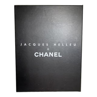 2005 Jacques Helleu & Chanel Coffee Table Book For Sale