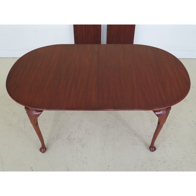Henkel Harris Model #2205 Cherry Dining Room Table