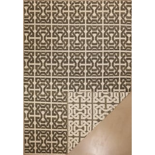 Double-Sided Flat Woven Rug - 10′ × 14′ Preview