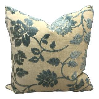 Ryan Studio Floral Pillow For Sale