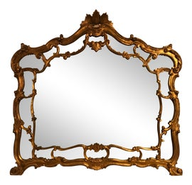 Image of Art Nouveau Wall Mirrors