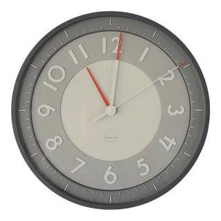 Michael Graves Bauhaus Style Postmodern Wall Clock For Sale