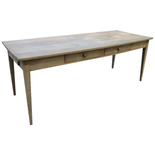 Swedish Farm Table, Former Work Table - Image 1 of 6