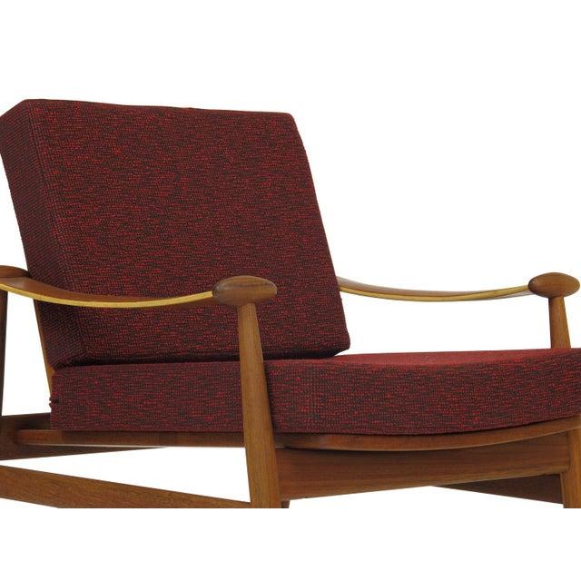 Finn Juhl Spade Mid-Century Danish Lounge Chair - Image 3 of 8