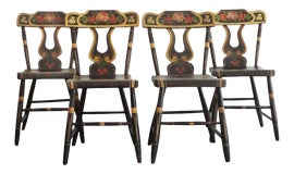 Image of Outsider and Self Taught Art Dining Chairs