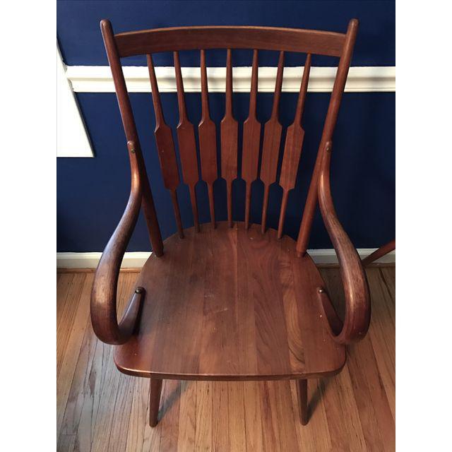Drexel Declaration Kipp Stewart Dining Chairs - Set of 6 For Sale In Philadelphia - Image 6 of 7