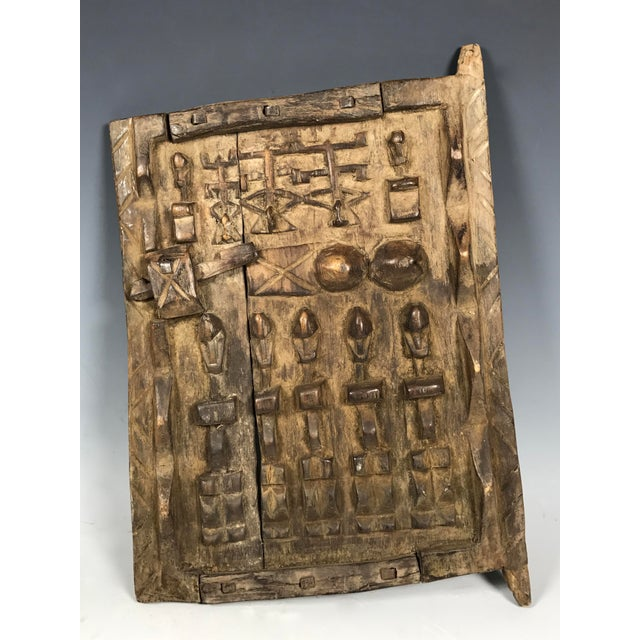 African Art Dogon Panel - Image 2 of 7