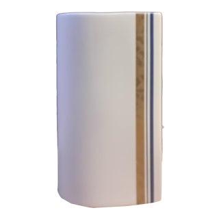 Michael Lax for Mikasa Bone China Vase For Sale