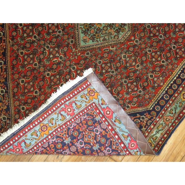 Vintage Persian Bidjar Rug - 3'9'' x 5'7'' For Sale - Image 5 of 6