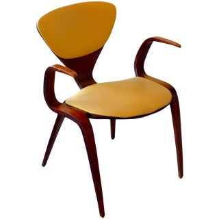Prototype Armchair by Norman Cherner For Sale