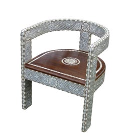 Image of Mother-of-Pearl Side Chairs
