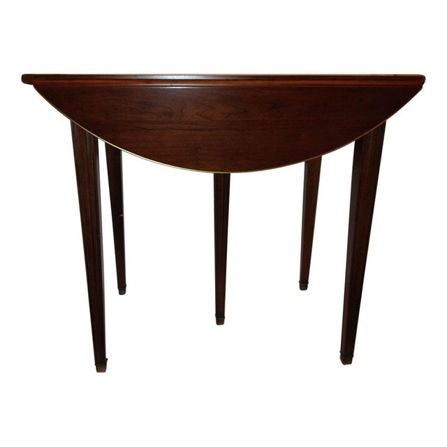 1950s Extension Waterfall Table - Image 1 of 4