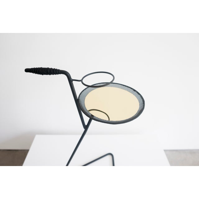 Metal Mathieu Mategot Flying Table For Sale - Image 7 of 10