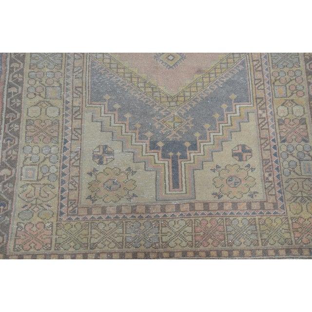 Turkish Anatolian Floor Carpet - 4′ × 7′ For Sale - Image 5 of 6