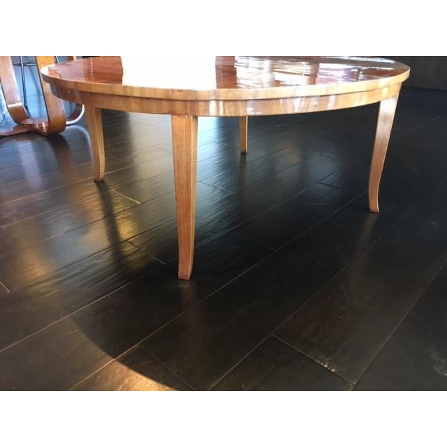 Stunning Round Coffee Table - Image 6 of 8