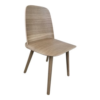 """Early 21st Century Muuto """"Nerd"""" Bent Plywood Side Chair For Sale"""