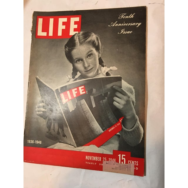 1936 Life Magazine First Historical Issues - Set of 6 - Image 3 of 11