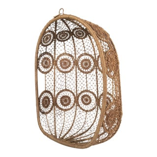 Rattan Hanging Pod Swing Chair