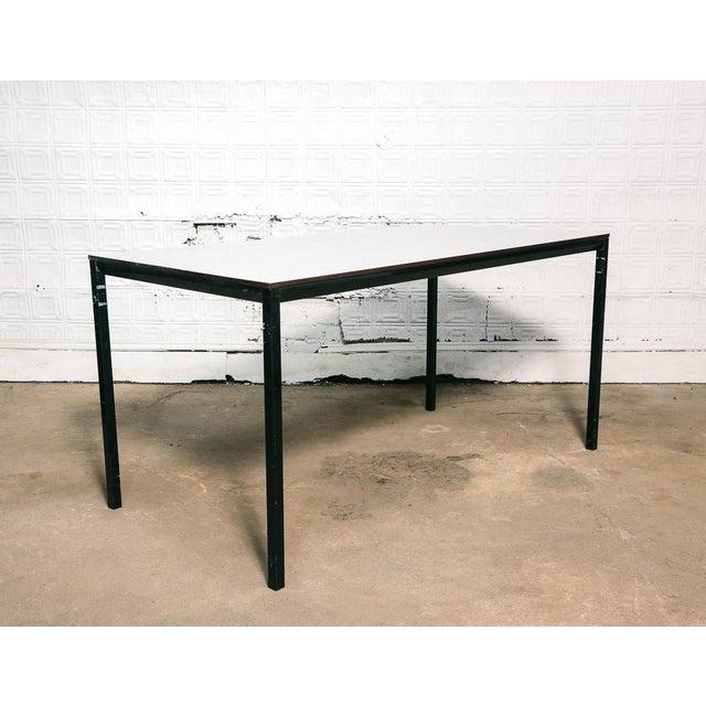 "1960s Friso Kramer ""Facet"" Table For Sale - Image 5 of 10"