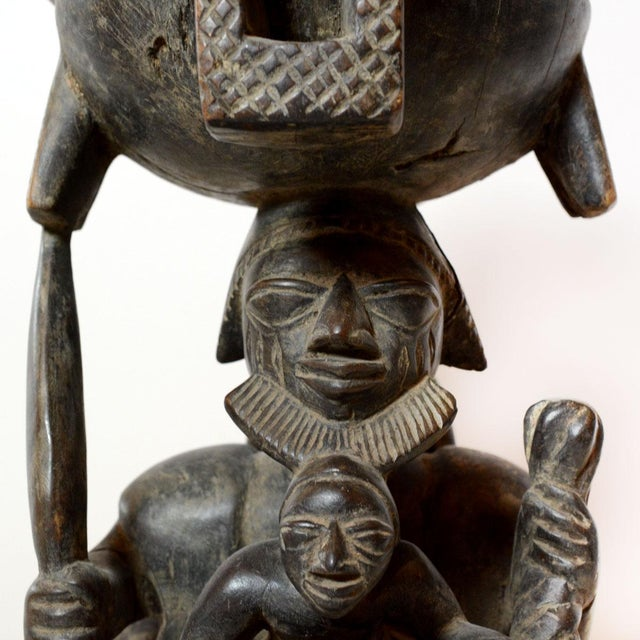 The yoruba people, numbering over eighteen million, are one of the best known and most artistically prolific tribes of...
