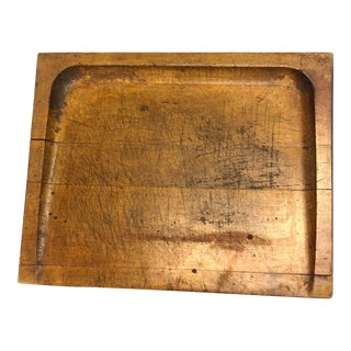 Antique Pastry/Noodle Bread Board For Sale