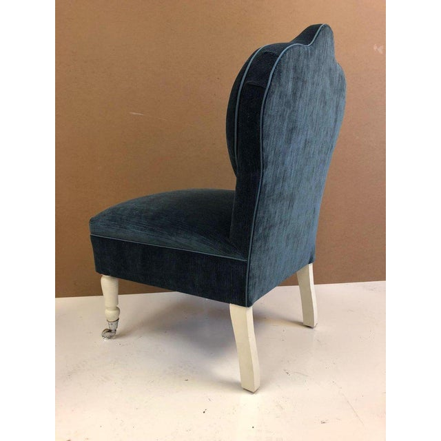 Pair of Flavor Custom Design Lounge Chairs For Sale - Image 4 of 12
