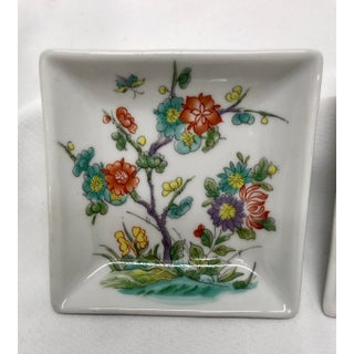 Vintage French Porcelaine De Paris Dishes - Set of 3 Preview