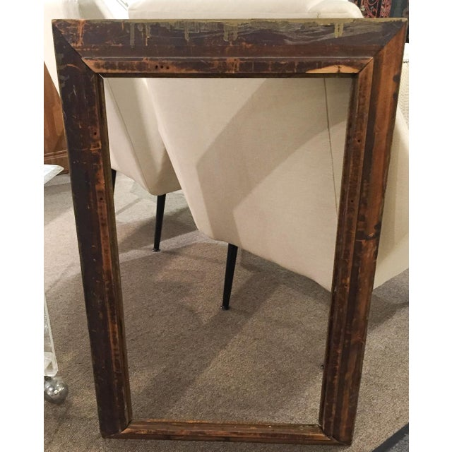 Large Antique Gilt Wood Frame - Image 8 of 8