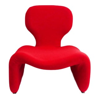 Djinn Chair by Olivier Mourgue for Airborne For Sale