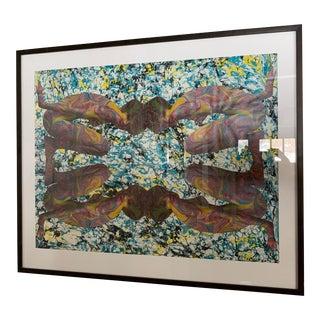 "Original Ellen Tresselt ""Girl Group"" Collage For Sale"