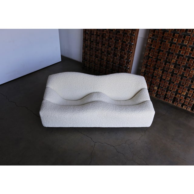 Pierre Paulin Abcd Settee for Artifort Circa 1970 For Sale - Image 11 of 13