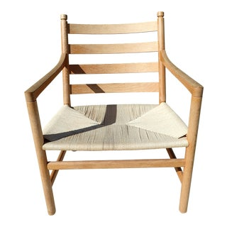 Carl Hansen & Sons Hans Wegner Ch44 Easy Chair
