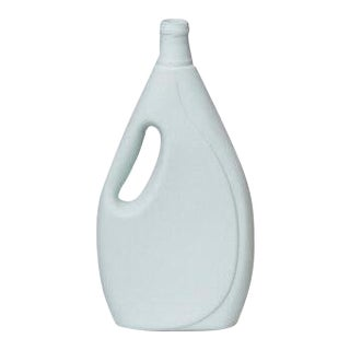 Contemporary 'Laundry Detergent' Vase by Middle Kingdom - Mint