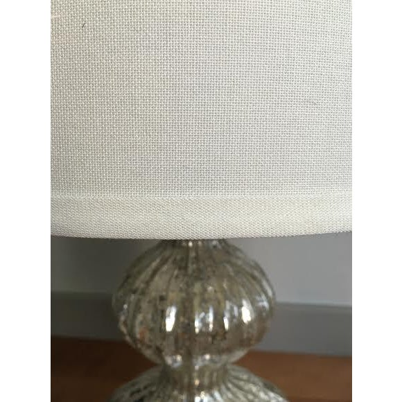Mirrored Table Lamp - Image 4 of 4