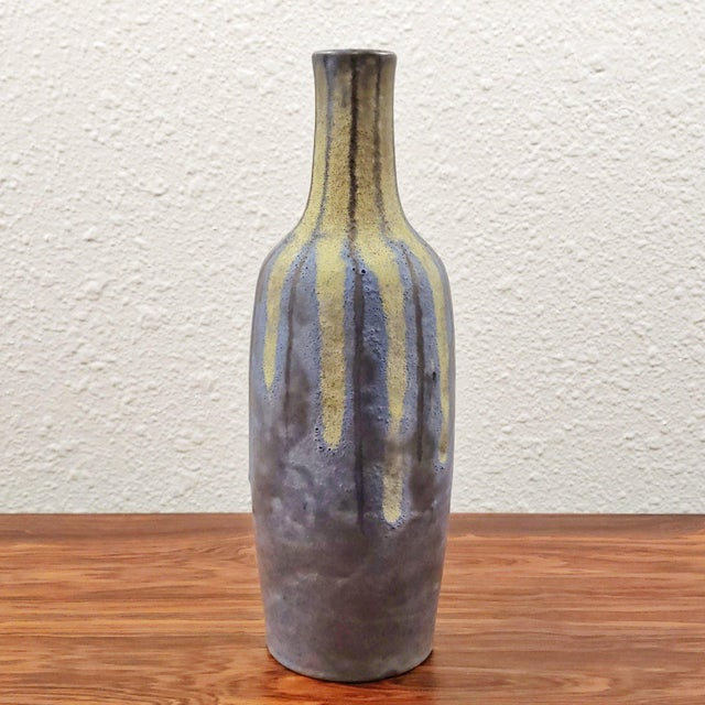 1960s Hanns Welling 'Tundra' Vase for Ceramano For Sale - Image 9 of 9