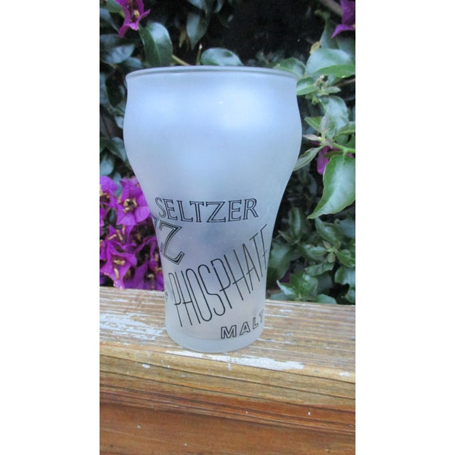 Retro Cocktail Soda Seltzer Glasses - Set of 6 - Image 11 of 11