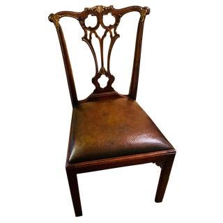 Theodore Alexander Althorp Desk Chair For Sale