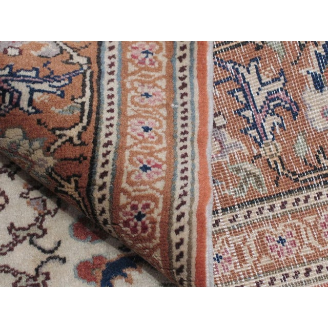 Cotton Kayseri Rug For Sale - Image 7 of 7