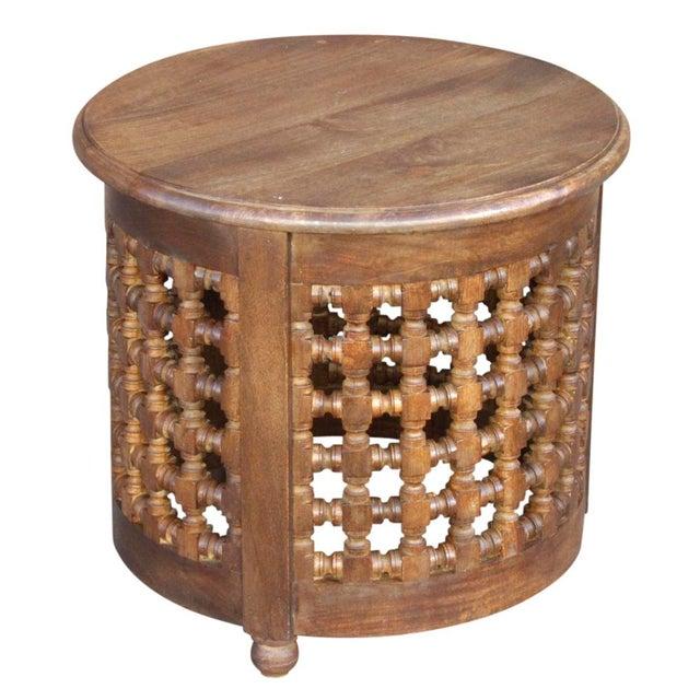 Moorish Mousharabi End Table - Image 2 of 4
