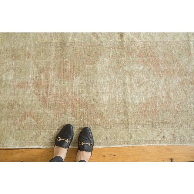 "Vintage Distressed Oushak Rug - 2'9"" x 5'3"" - Image 2 of 10"
