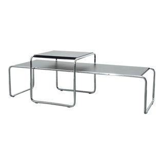 'Laccio' Tables by Marcel Breuer For Sale
