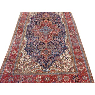 Over-Sized Serapi Carpet