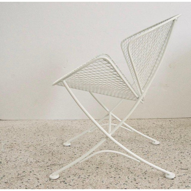 "This stylish ""clamshell"" design chair was acquired from an estate in South Beach, Miami. This piece has been..."