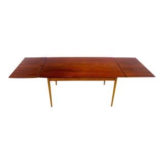 Danish Modern Dining Table Designed by Arne Vodder For Sale