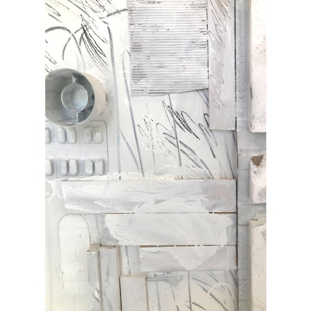 Large Contemporary Mixed Media Painting VII by William McLure For Sale In Birmingham - Image 6 of 9